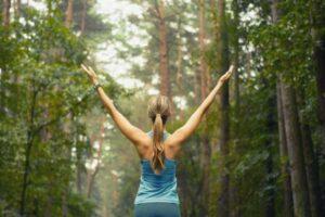 Wpływ lasu i zieleni na zdrowie
