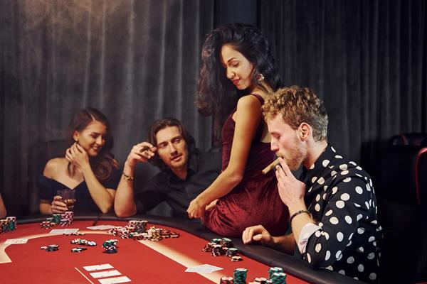 Sposób na nudę? Rozgrywka w kasynie online!